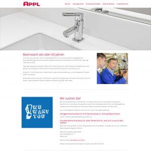 APPL – Heizungstechnik München
