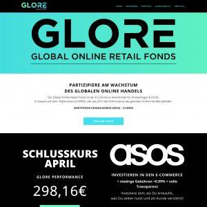 GLORE – Global Online Retail