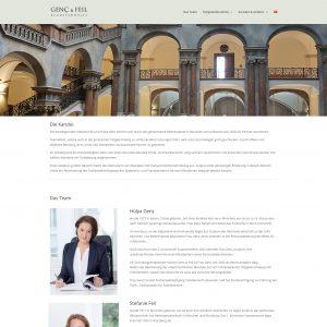 Kanzlei Genc & Feil, Rechtsanwälte München