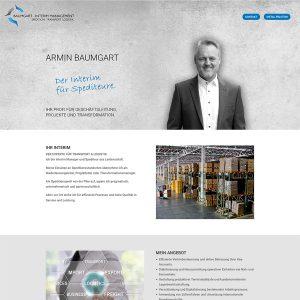 Baumgart – Interim Management